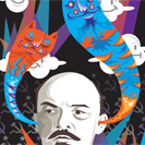 Lenin + Cats Icon